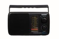 Santosh Shehnai 1 FM Radio(Black)