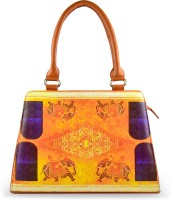 The Ringmaster Shoulder Bag(Orange)