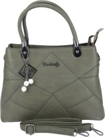 Daks Hand-held Bag(Green)