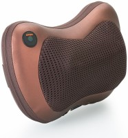 VibeX CHM-8028 TYPE-(h)� � Car Home Dual-Use Massage Neck Pillow Massager(Brown)