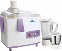 Kelvinator Dazzle KJM 4523 450 W Mixer Grinder(White, 2 Jars)