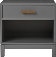 View WOOD CREATION Engineered Wood End Table(Finish Color - Grey) Furniture (WOOD CREATION)