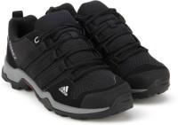 Adidas Boys & Girls Lace Running Shoes(Black)