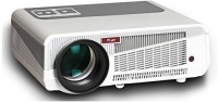 PLAY 5500 lm LED Corded Portable Projector(White, Grey, Black)