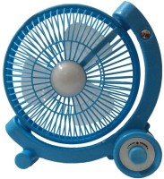 View Black Cat Super 3 Blade Table Fan(Blue, white) Home Appliances Price Online(Black Cat)