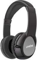 Artis BH200M Bluetooth Headphone with Mic. / FM Radio / Micro SD card Reader (Grey) Headset with Mic(Black-Grey, On the Ear)