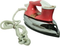 View super power PLANCHA LIGHT WEIGHT Dry Iron(Red) Home Appliances Price Online(super power)