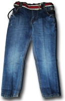 Topchee Regular Boys Blue Jeans