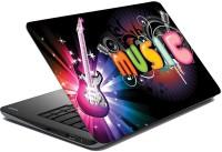 View shopkio Musical Laptop skin Adhesive Vinyl Laptop Decal 15.6 Laptop Accessories Price Online(shopkio)
