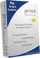 BigScoreAcademy.com Complete JIPMER Preparation Guide and Test Series (CD ROM)(CD-ROM)