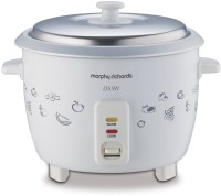Morphy Richards ELECOO102 Electric Rice Cooker(1.6 L, White)