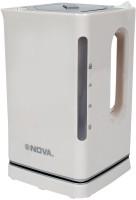 Nova NK-088P Electric Kettle(1.7 L, White)