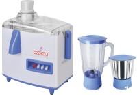 Kanchan Kelly 450 W Juicer Mixer Grinder(White, 2 Jars)