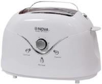 Nova RX-2235CT 800 W Pop Up Toaster(White)