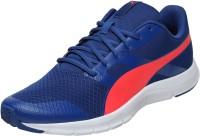 4d009936c42e64 Puma Mens Pluto DP Black-Strong Blue-Silver Running Shoes - 6 UK ...