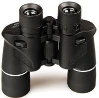 Protos Xpedition Xperts 8X 40mm Compact Long Range Binoculars(40 mm , Black)