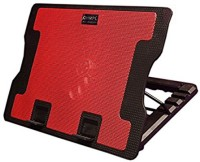 View Quantum QHM 350 Cooling Pad(Red) Laptop Accessories Price Online(Quantum)