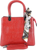 Daks Hand-held Bag(Red)