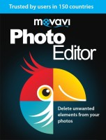 Movavi Photo Editor(Lifetime, 1 PC)
