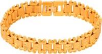 GoldNera Alloy Yellow Gold Bracelet