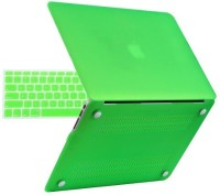 View ShopAIS Rubber Coated Soft Touch Plastic Hard Case for Mac Book Pro 13 Combo Set Laptop Accessories Price Online(ShopAIS)