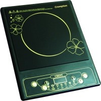 Crompton CREST Induction Cooktop(Black, Push Button)