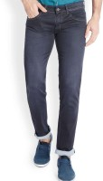 Park Avenue Regular Mens Blue Jeans