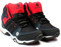 Bacca Bucci Basketball Shoes For Men(Multicolor)