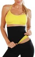 Kemei Indian Womens XL size Slimming Belt(Black) - Price 149 85 % Off
