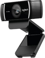 Logitech C922 Pro Stream Webcam  Webcam(Black)