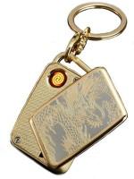 View Pia International PORTABLE KEYRING MINI Cigarette Lighter(Gold) Laptop Accessories Price Online(Pia International)