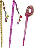 Yashasvi Juda Stick Bun Stick(Multicolor)