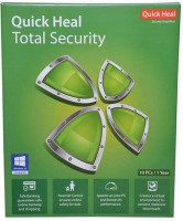 QUICK HEAL Total Security 10.0 User 1 Year(Voucher)