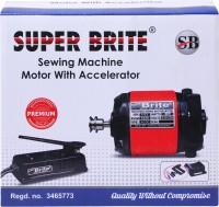 View Super Brite Super Brite Half Copper Motor (1/12) 2 Pin (Copper armature aluminium winding) (1/12 metal paddle) �� Electric Sewing Machine( Built-in Stitches 0) Home Appliances Price Online(Super Brite)