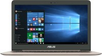 Asus Zenbook Core i5 7th Gen - (4 GB/1 TB HDD/128 GB SSD/Windows 10/2 GB Graphics) UX310UQ-GL477TUX310U Laptop(13.3 inch, Rubedo Gold, 1.4 kg)