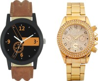 SRK ENTERPRISE New Designer fancy Lattest collection Selected Model 2017 011 Watch  - For Couple