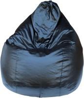View Earthwood XXL Bean Bag Cover(Black) Furniture (Earthwood)