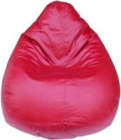 View Earthwood XL Bean Bag Cover(Red) Furniture (Earthwood)