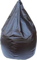 View Earthwood XXXL Bean Bag Cover(Brown) Furniture (Earthwood)