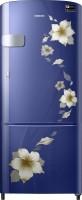 SAMSUNG 192 L Direct Cool Single Door 5 Star Refrigerator(Star Flower Blue, RR20M2Y2XU2/NL,RR20M1Y2XU2/HL)