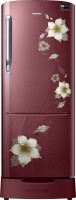 Samsung 230 L Direct Cool Single Door Refrigerator(Star Flower Red, RR24M289YR2/NL) (Samsung) Tamil Nadu Buy Online