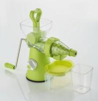 ALPYOG master juicer 0 W Juicer(Green, 1 Jar)