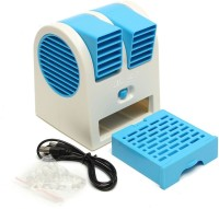 View Kemtech Mini Cooler KT07 USB Air Freshener(Multicolor) Laptop Accessories Price Online(Kemtech)