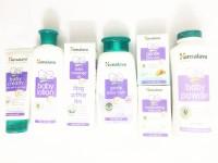 Himalaya baby cream, baby oil, baby lotion, baby soap, baby bubble bath, baby powder(White)