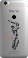 Smartron Back Replacement Cover for Smartron SRT Phone(Titanium Grey, Plastic)