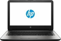 HP 14 Core i3 6th Gen - (4 GB/1 TB HDD/DOS) 14-ar003TU Laptop(14 inch, Turbo SIlver, 1.94 kg)