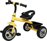 R for Rabbit Tiny Toes Tricycle(Yellow)