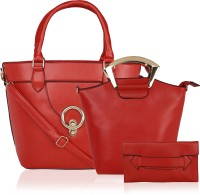 Kleio Hand-held Bag(Red)
