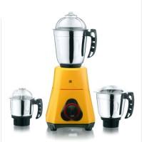 Viaan Ranger 550 W Mixer Grinder(Yellow, 3 Jars)