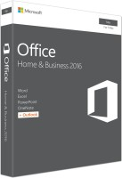 Microsoft Office Mac Home Business 1PK 2016 English APAC EM Medialess P2
